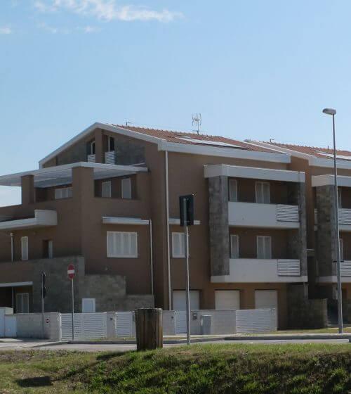 edificio appartamenti a